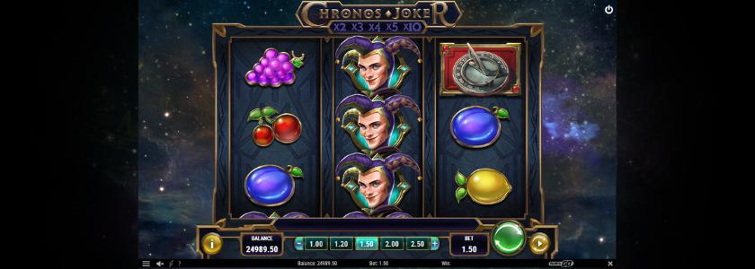 Chronos Joker - play