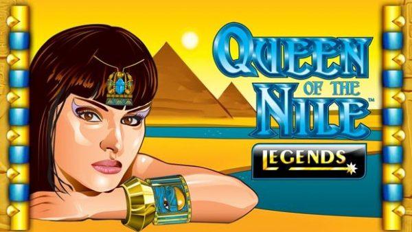 รวยทางลัดด้วยเกมสล็อต Queen Of The Nile