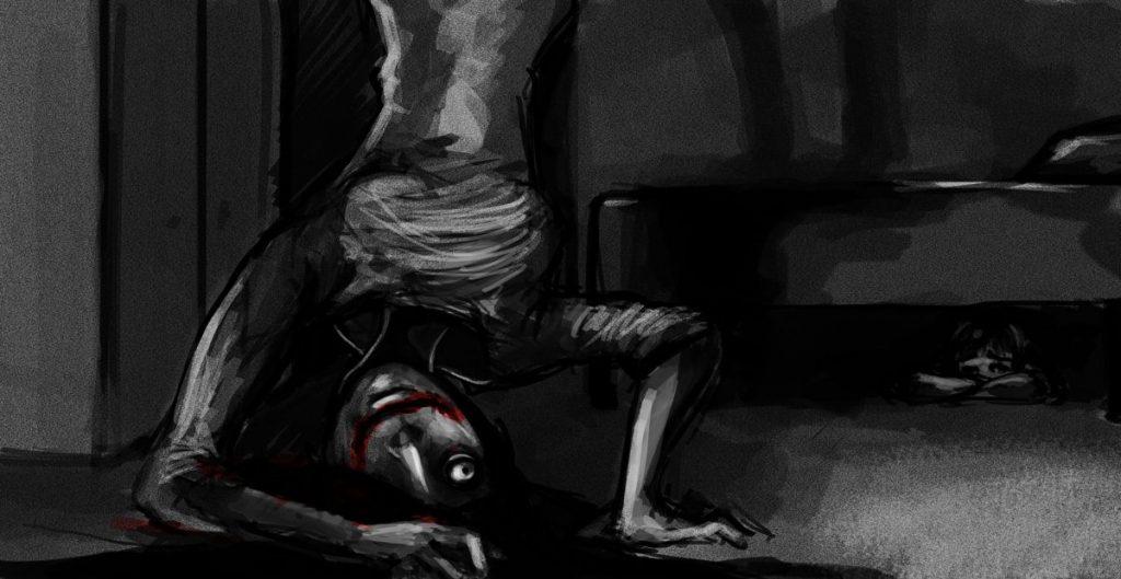 เรื่องเล่าผีใต้เตียง